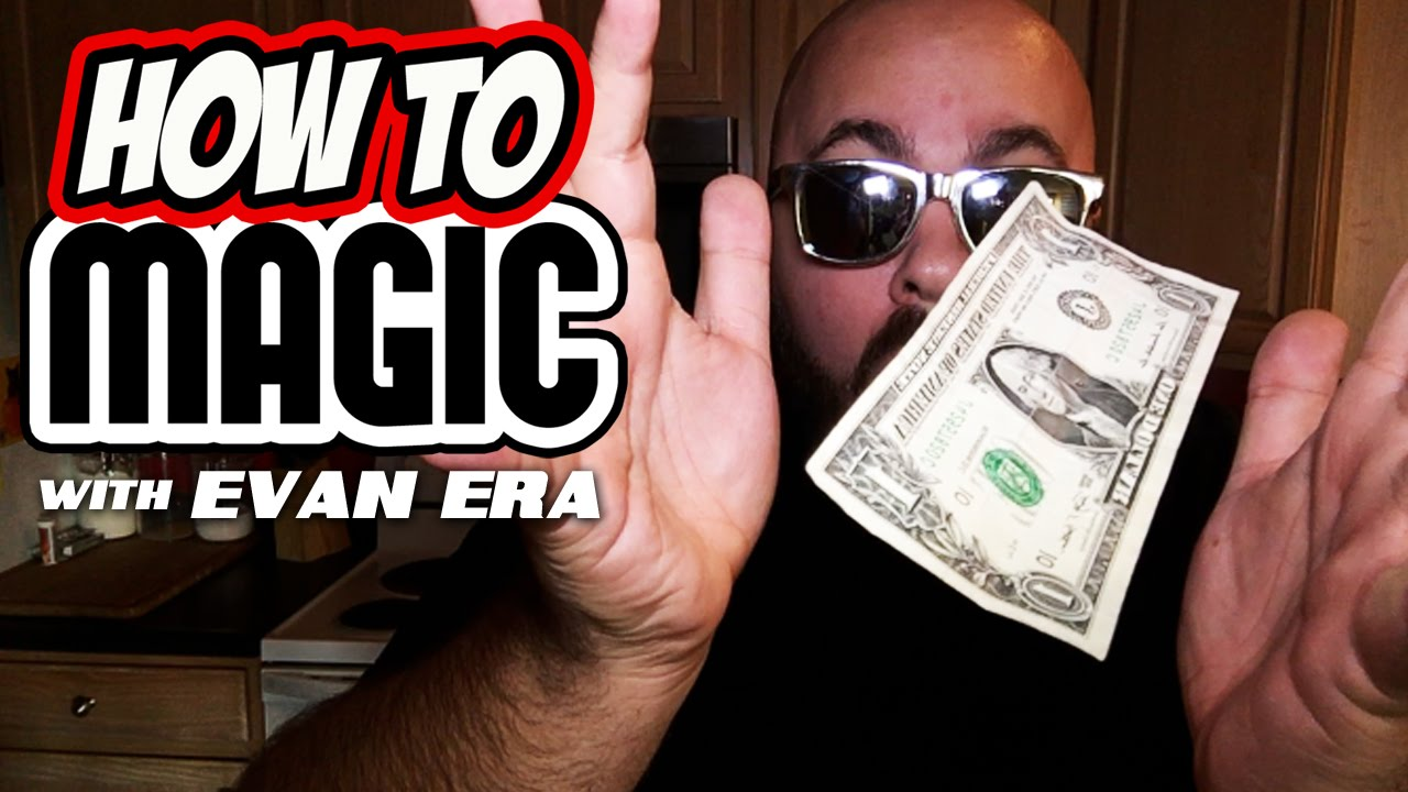 10 WAYS TO MAKE THINGS FLOAT - HOW TO MAGIC