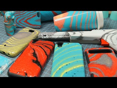 HYDRO Dipping | Easy How To Hydro-Dip Tutorial | Phone Cases, Cups, Tumblers