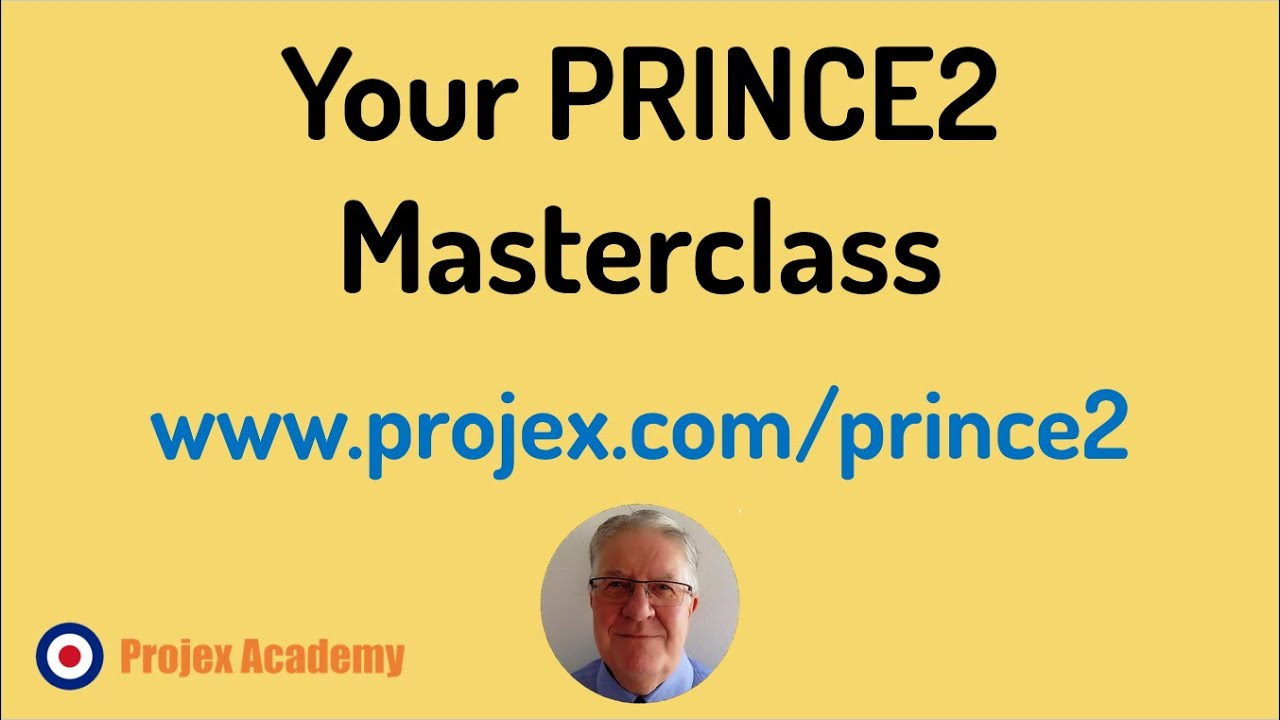 Learn how to PASS your PRINCE2 Foundation and Practitioner Exam first time