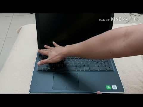 Unboxing, Dell inspiron 15 3593 2026, core i5, 10th generation, windows 10 home