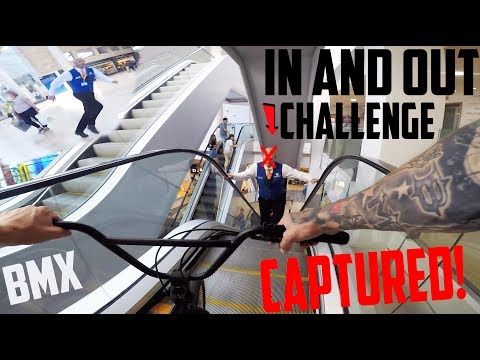 RYAN TAYLOR - 'IN AND OUT CHALLENGE' (BMX)