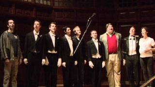 "Whiffenpoofs 2012 - ""The Whiffenpoof Song"" - Track 14 - Parents Weekend 2011"