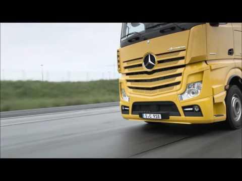 2017 Model Mercedes Actros  Tır (TEST EDİLİYOR)