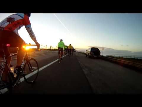 Bike the Coast Oceanside, CA 2011 GoPro HD