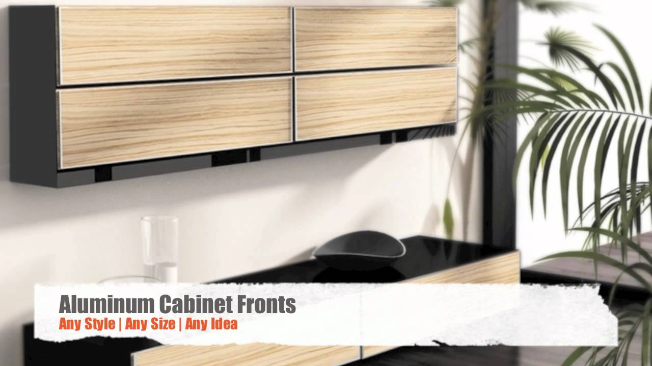 Aluminum Frame Cabinet Doors Aluminum Kitchen Cabinet Doors Aluminum Systems New York Youtube