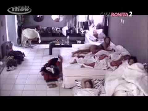 Casa Bonita 2 - Ep.09 - Meninas relaxam em um dia de SPA.  23 09 2010..mp4.mpg