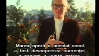 (subtitrat) Mircea Eliade și redescoperirea sacrului (1987) 1/4