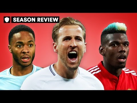 PREMIER LEAGUE 17/18 SEASON REVIEW: MAN CITY - WEST HAM