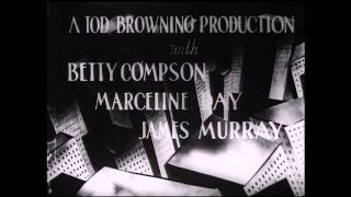 Большой город / The Big City (1928) Blu-ray US 1080p trailer