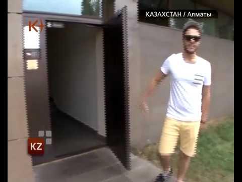 Englishman in Shymkent