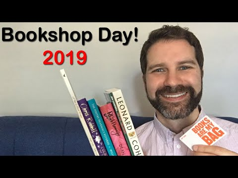Bookshop Day & The Poetry Shortlist For The BAMB Readers Awards