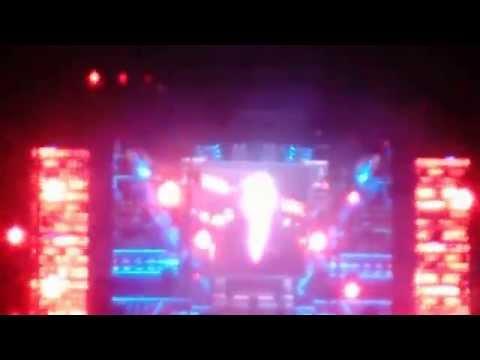Muse - Unsustainable (Bogota 27.11.15)