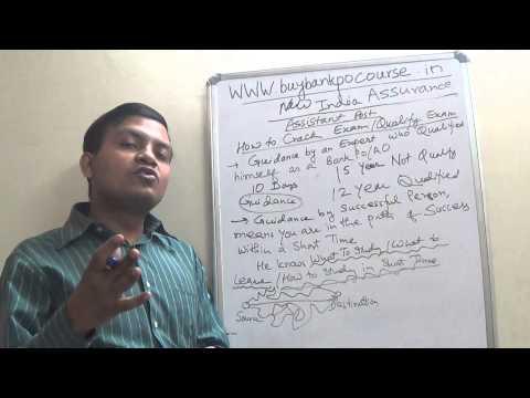 New India Assurance Assistant Exam Preparation