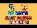 Short courses in mumbai (FTII IN ASSOCIATION WITH SOMAIYA VIDYAVIHAR ANNOUNCES SHORT COURSES)