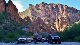 Willow Canyon rock crawling