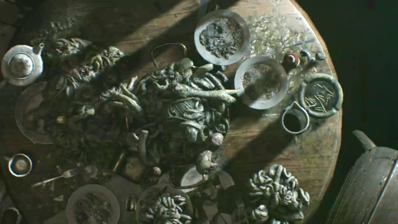 PS4『Resident Evil 7 』
