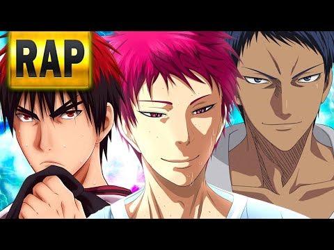 Rap Sem Limites Ft. TK Raps e DK Zoom | Kuroko no Basket | Spider Convida 03