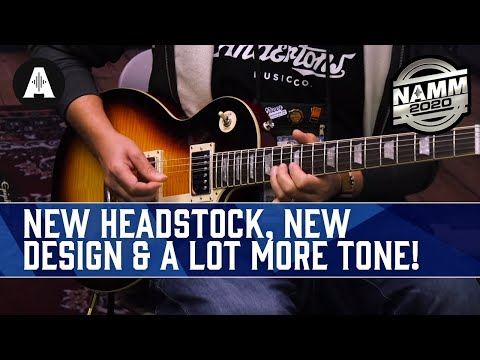 First Look At The NEW Epiphone Inspired By Gibson 50s & 60s Les Paul Standards! - NAMM 2020