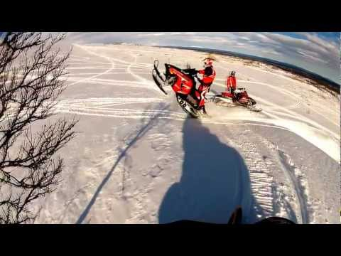 Polaris Switchback 600 Pro R GoPro HD Hero 2