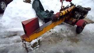 Lickity Log Splitter Repair Tips