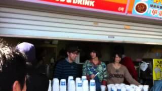 うまプロ 篠田プロデュース華麗スープ販売 2月13日