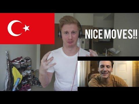 (NICE MOVES!!) Edis - Çok Çok // TURKISH MUSIC REACTION