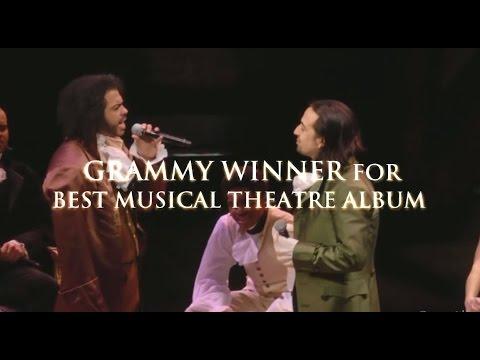 Hamilton: An American Musical Trailer