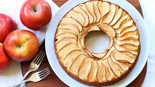 Apple Cake Recipe - Gluten Free