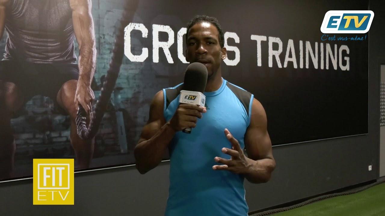 ETV FIT: 2 façons de travailler les biceps