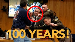 TOP 10 GUILTY Convicts REACTING To LIFE SENTENCES
