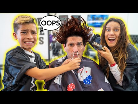 CUTTING People's HAIR