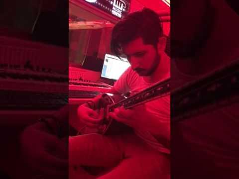 Mehmet Şentürk - Studio Recording Elektro Bağlama part-2