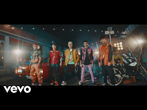 CNCO – De Cero (Official Video)