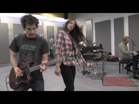 Blitzen Trapper rehearses 'Dance With Me,' a song from their upcoming production 'Wild & Reckless'