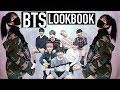 RECREATING/INSPIRED BTS 방탄소년단 OUTFITS