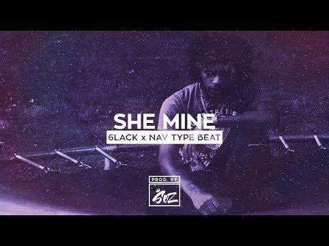 6Lack x Nav Type Beat 'She Mine' | Sez On The Beat