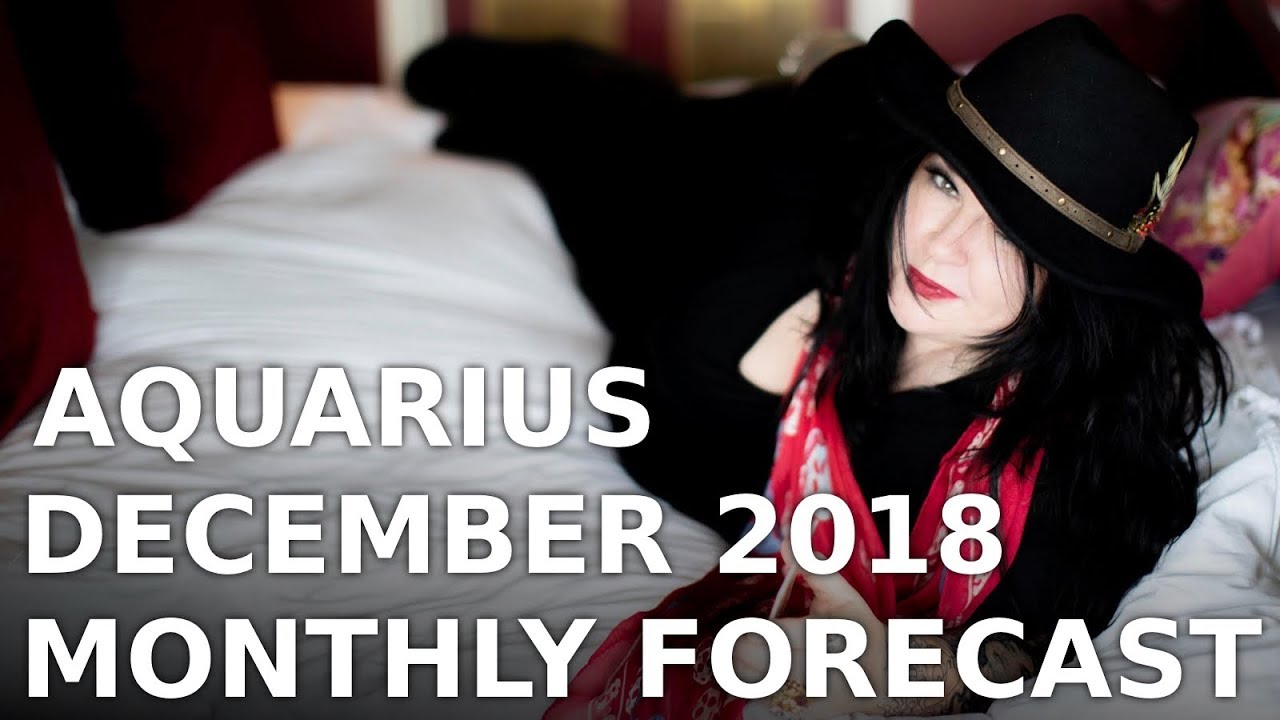 aquarius weekly astrology forecast december 13 2019 michele knight