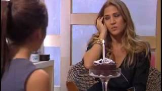 """""""Cumple de Mar y sueño compartido con Thiago"""""""