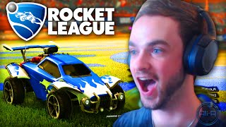"Rocket League w/ Ali-A - ""THIS GAME IS MAD!"""