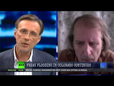 Has fracking contaminated Denver flood waters?
