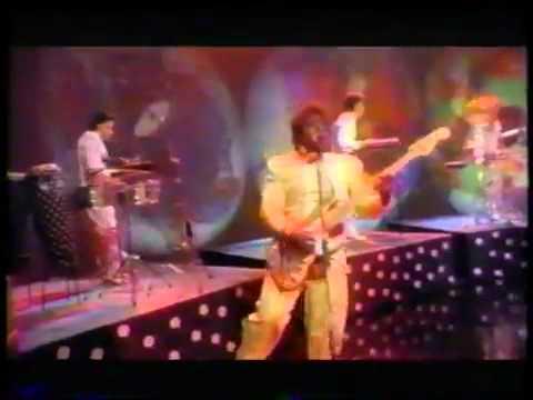 Jesse Johnson - Crazay -featuring Sly Stone