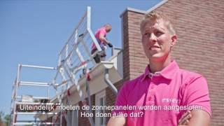 Zonnepanelen op je dak? Zó werkt het