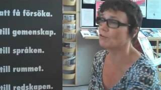 Lärarförbundet möter Anne-Marie Körling