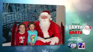 Santa & the Christmas Brats -- A Tale of Military Kids & Families of 13 Units