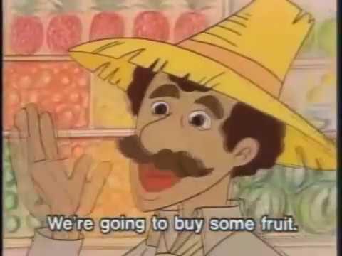 Let's Go To Market (Fruit)