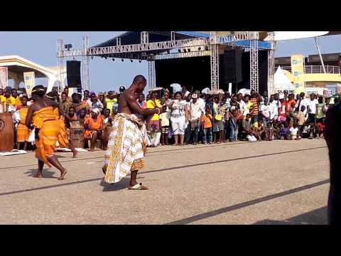 Tourism carnival in Ghana II 2016