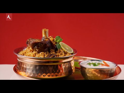 Dindigul Mutton Biryani Recipe   Annapoorna Masalas & Spices