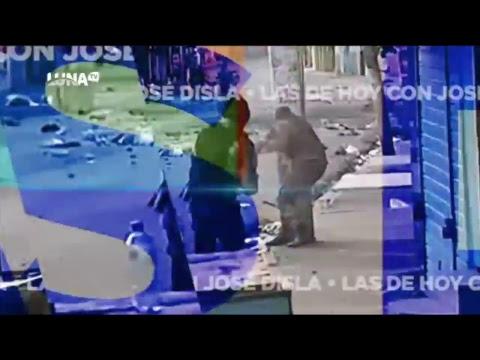 Todo lo ocurrido en el Palacio de Justicia de La Vega en Las De Hoy Con José Disla