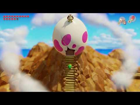 Zelda Link's Awakening Remake - Wind Fish's Egg - End Battle Walkthrough Gameplay