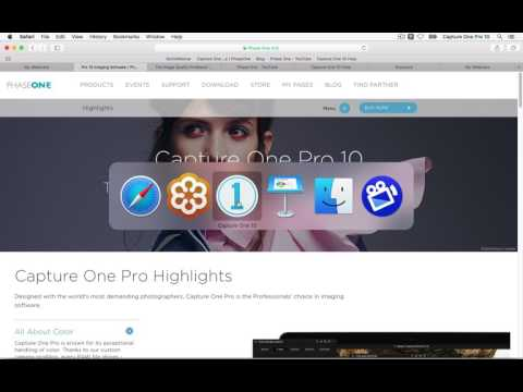 Capture One Pro 10 Webinar | Getting Started with Capture One Pro 10